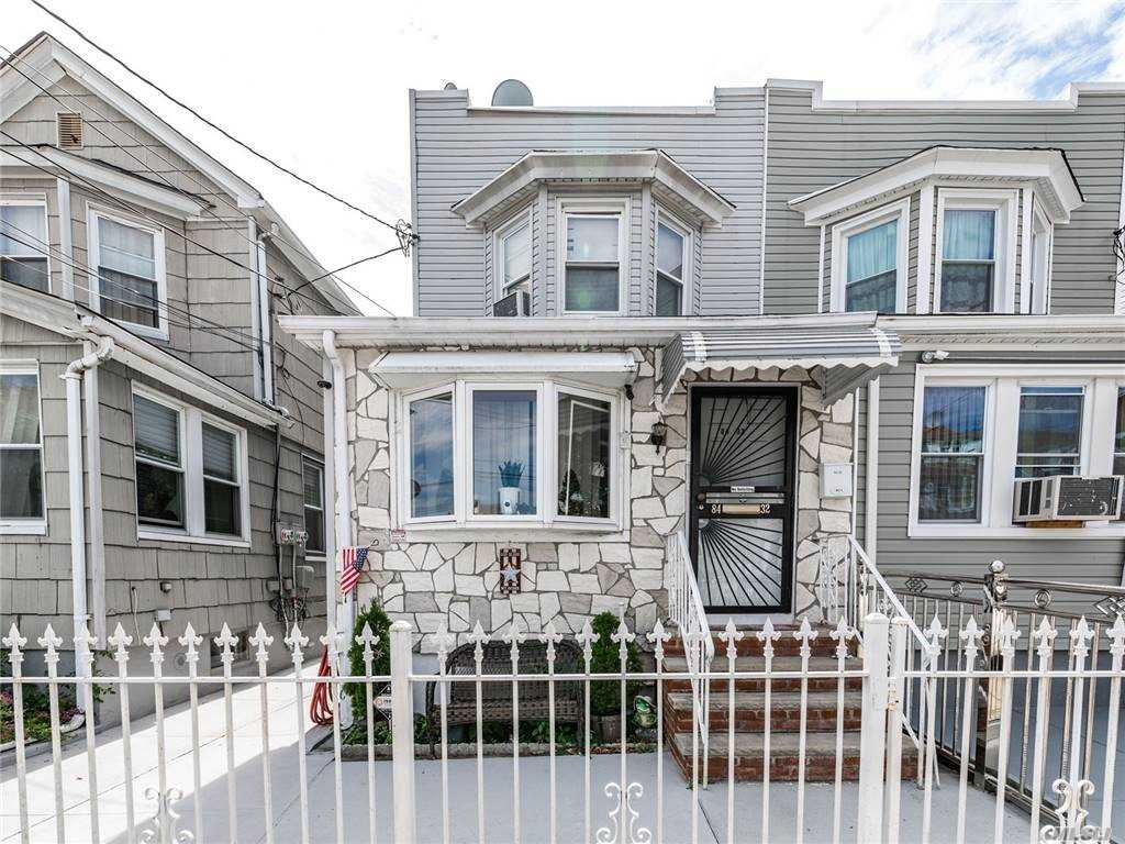 Property for sale at 84-32 109 Avenue, Ozone Park,  New York 11417