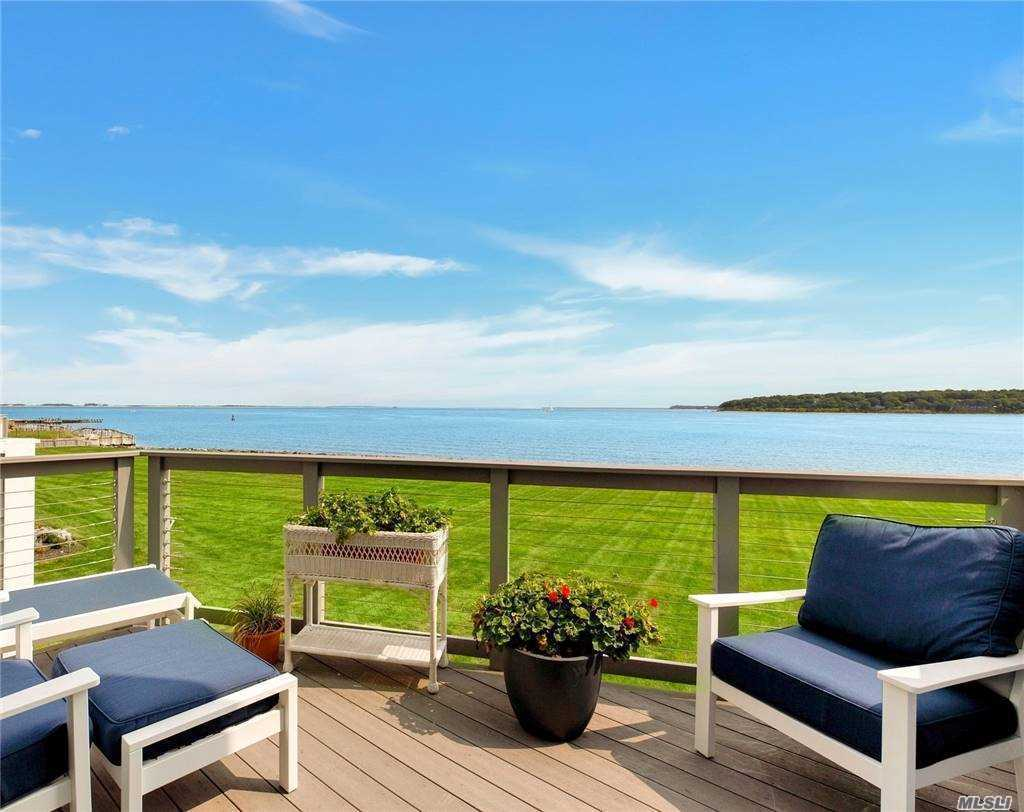 Enjoy Exceptional Water Views From This Waterfront 2 Bedroom, 2 Bath Light and Bright Condo with Large Bonus Loft.  Cleaves Point Condominium Community is set on 13+ Bay Front acres with Marina, Deep Water Docking/Boat Slips, Sandy Beach, Pool, Clubhouse with Gym, Tennis, Gardening Area, Kayak and Canoe Area, Jet Ski Area, Fishing Area and Much More For You!  Alarm System and Low Taxes Complete This Offering!