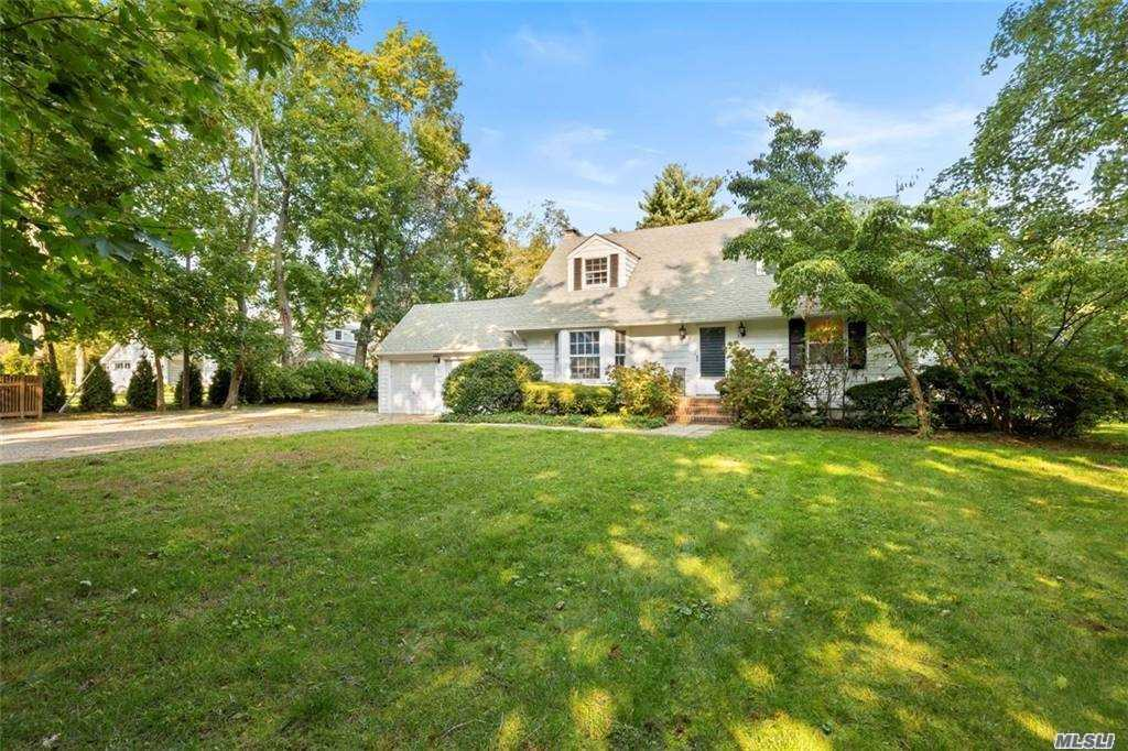 Down A Private Road Sits One Of The Most Desirable Properties In Roslyn. First Time On The Market In 60 Years. Set On Over A Half Acre It's The Ultimate In Privacy While Being Conveniently Located Close To Everything. Located In The Village Of East Hills With Tennis, Pool And Park Privilege's. Rare Opportunity To Make This Your Dream Home. Light And Airy 4 Bedroom With Master On The Main Level. Mature Gardens With Specimen Plantings. This Is The Perfect Canvas To Build Or Renovate!!