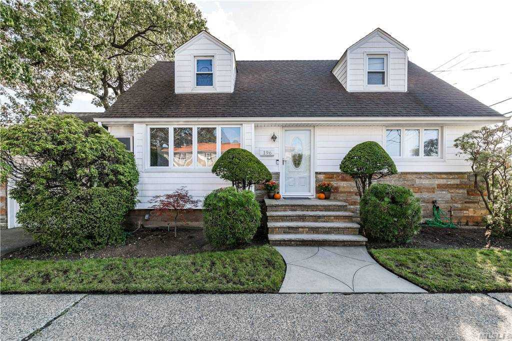 Exp Cape Nestles in the Westwood Section of Valley Stream. Location, Condition and Priced to Sell. Features Eat In Kitchen, 4 Bedrooms, Updated 2 Full Baths, Formal Dining Room, hardwood floors, Finished Basement. Enjoy Patio  Area in the Privacy of your Backyard. Wont Last Must See. Two blocks from Westwood train station. Desirable School Dist 13.