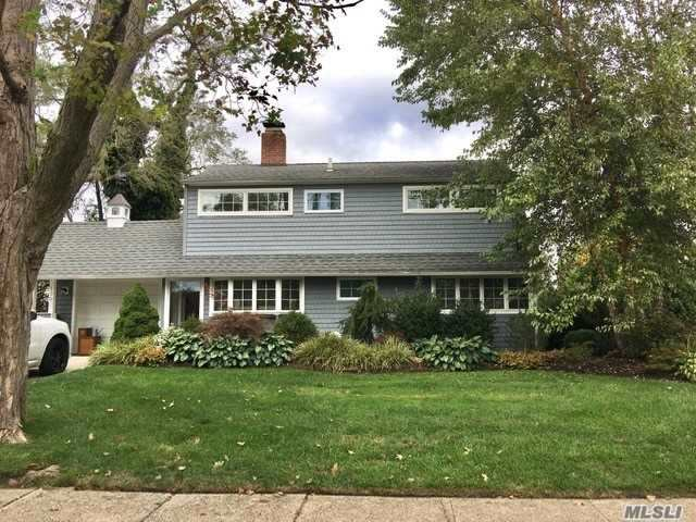 Beautiful Exp-Ranch  with large yard in corner house.    Up-dated  Kitchen, Anderson window, Boiler,  Exterior siding, 2years ago.