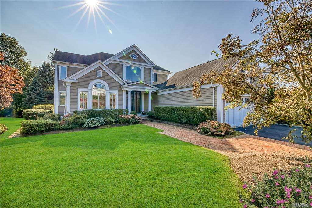 5 Bedrooms The Madison Model Within The GraceWood Gated Community. Dramatic entry Foyer with Soaring Ceiling, Open Layout Throughout The Living Room. Bright Eat In Kitchen W/breakfast Room And Great Room with Vaulted Ceiling. Master En Suite located on the first Floor with His And hers Ample Closet, Separate library/Office, 3 Additional Bedrooms with 2 Full Bath Located on the 2nd floor Along with a mezzanine Loft Sitting Area