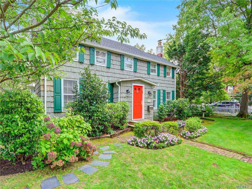 Affordable Old Woodmere and Hewlett Neck Border For Property Lovers!!  Must See This Lovely Colonial with Beautiful Country Setting on Oversized Property.  Spacious Updated Eat in Kitchen with Vaulted Sky Lit Ceiling. En Suite Master Bedroom with Vaulted Ceiling & Sky Lit Bath. Lots of Updates:  New Roof and 6 Skylights, New Gas Conversion and Boiler, Updated and New  Electrical Panel, Updated Alarm Panel, New Entire House Water Filtration System, New Appliances and an Extra Large Fenced Yard. Wonderful Home on Very Desirable Street!