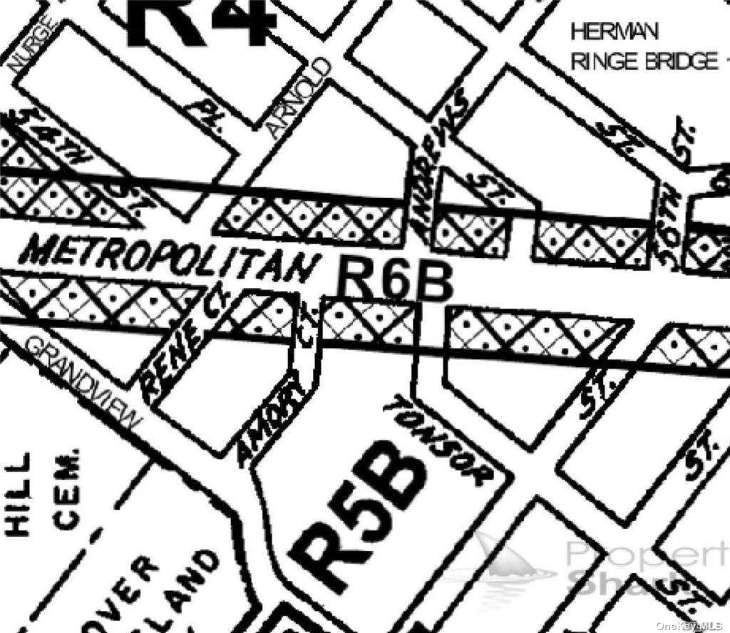 Land in Ridgewood - Metropolitan Avenue  Queens, NY 11385