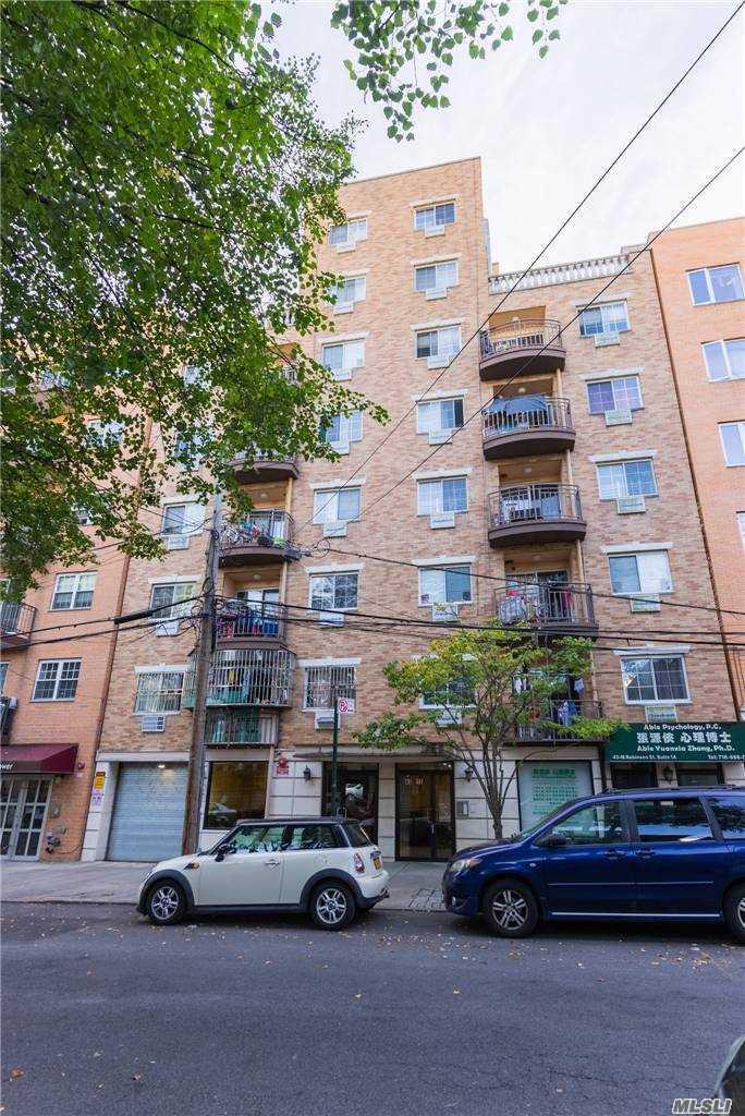 43-18 ROBINSON STREET #7D, FLUSHING, NY 11355