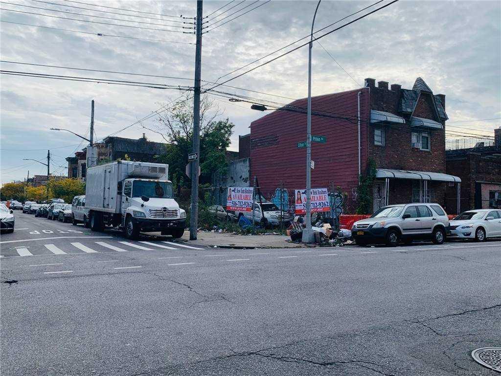 Land in Brooklyn - Pitkin Avenue  Brooklyn, NY 11208