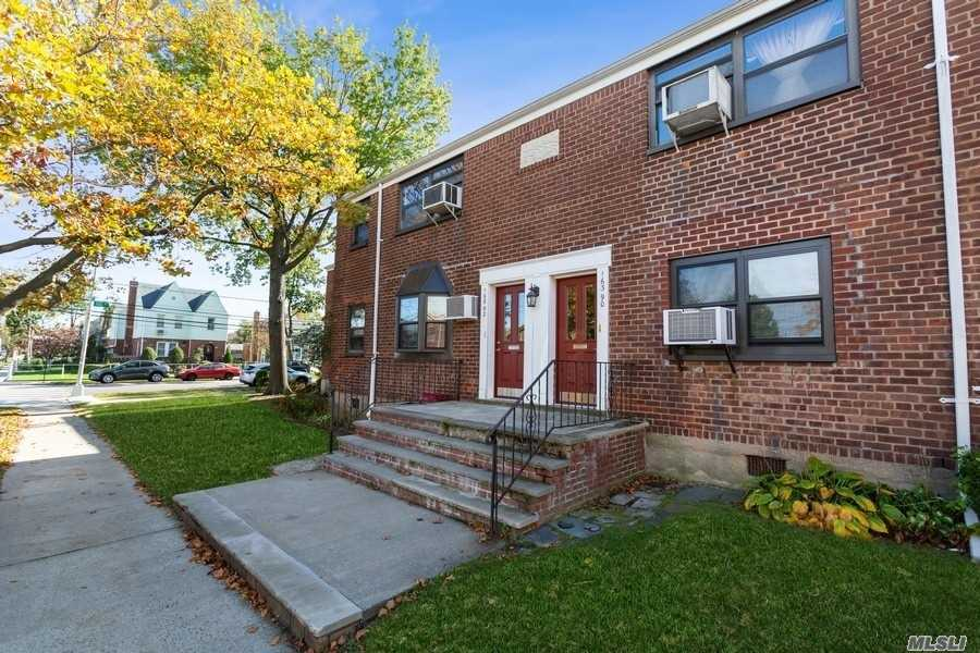 MAKE THIS YOUR NEXT HOME! One Bedroom Upper Unit Located in Desirable Clearview Gardens. Unit features  L Shaped Living Room / Dining Room Area. Kitchen has Updated Cabinets, Counter Tops, Flooring and Includes Washer. Bathroom has Updated Flooring, Toilet and Vanity.  Double closet in Bedroom  & Oversized Closet in Living room. Pull Down Attic Allows for Plenty of Extra Storage. Located Blocks to Public Transportation, Local Highways, Shopping and Schools. Unit Includes ALL Utilities with a Small Fee for Living room A/C of $21.50 a Month & $6.50 for Washer.*Dryer Can Be Added for $6.25 a Month and Bedroom A/C for $ 13.50 .  Parking  Available with Waitlist.