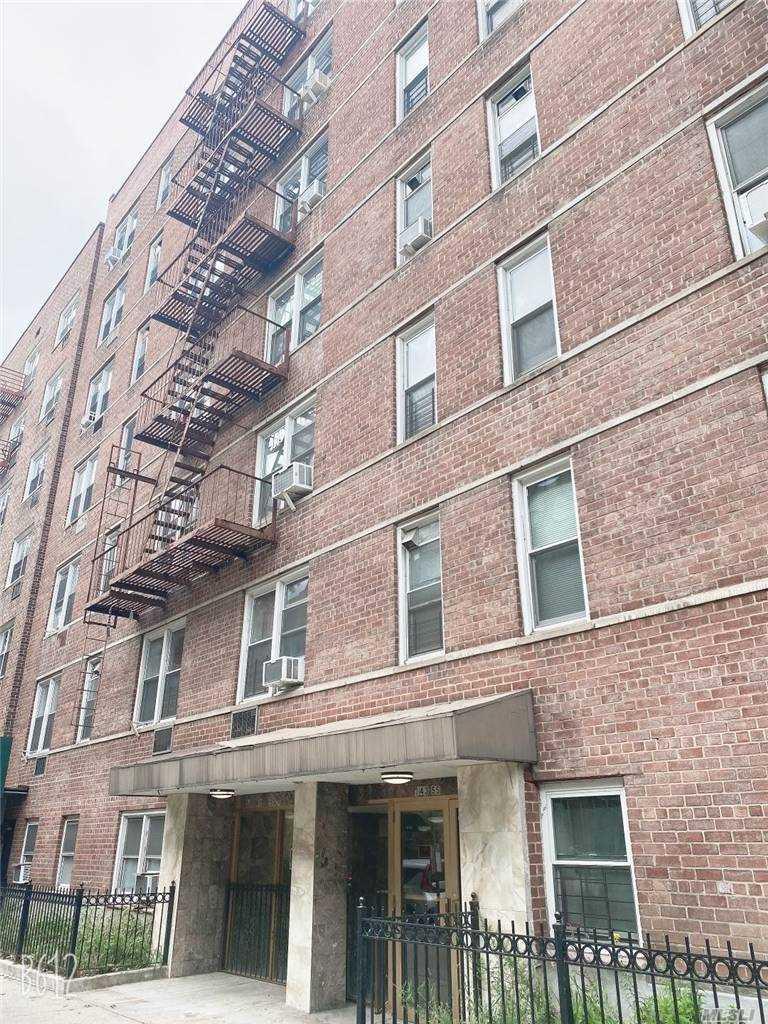 143-55 41 AVENUE #6D, FLUSHING, NY 11355