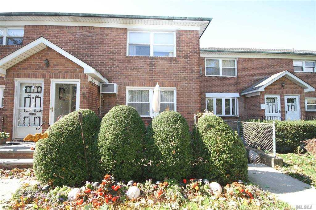 Property for sale at 56-22 175th Place Unit: A, Fresh Meadows,  New York 11365