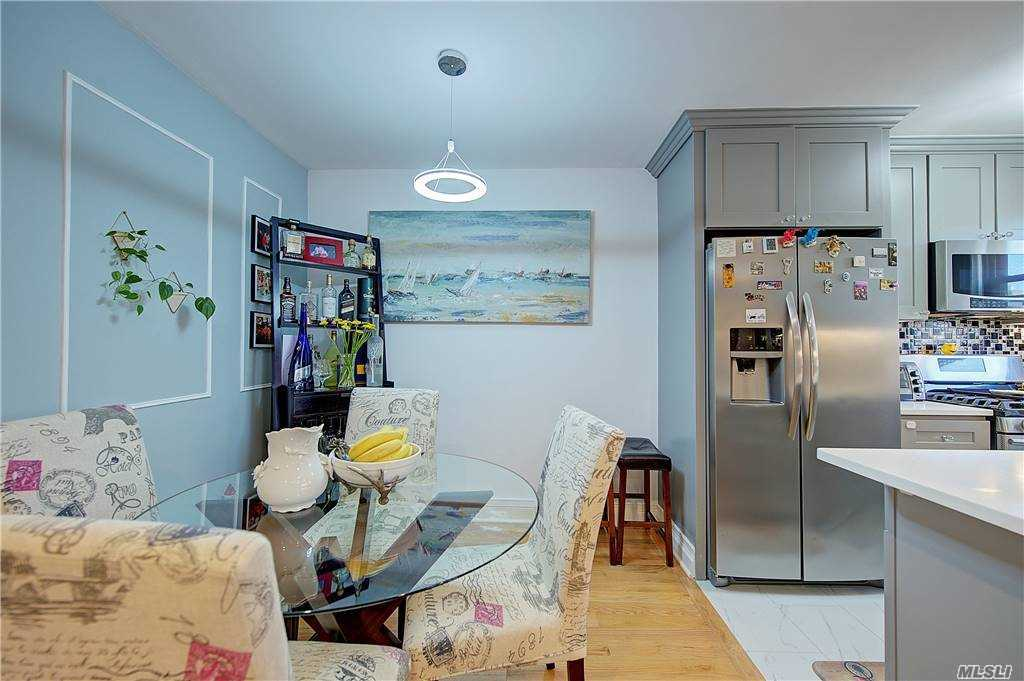 Welcome to this Stunning Upper One Bedroom Unit in Prime Clearview Gardens Location. Completely Renovated with New Hard Wood Floors, Recessed Lighting Throughout, New Stainless Steel Appliances and Modern Bathroom with High End Glass Shower Door. Pull Down Attic for Storage. All the Utilities are Included in the Maintenance.