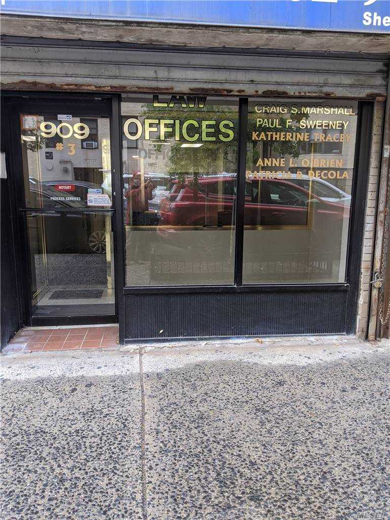 Commercial Lease in Bronx - Sheridan Avenue  Bronx, NY 10451