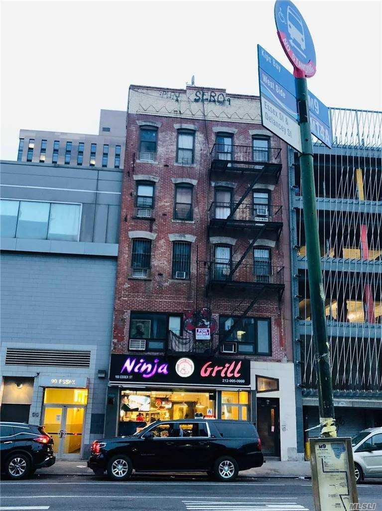 Commercial Lease in New York - Essex Street  Manhattan, NY 10002