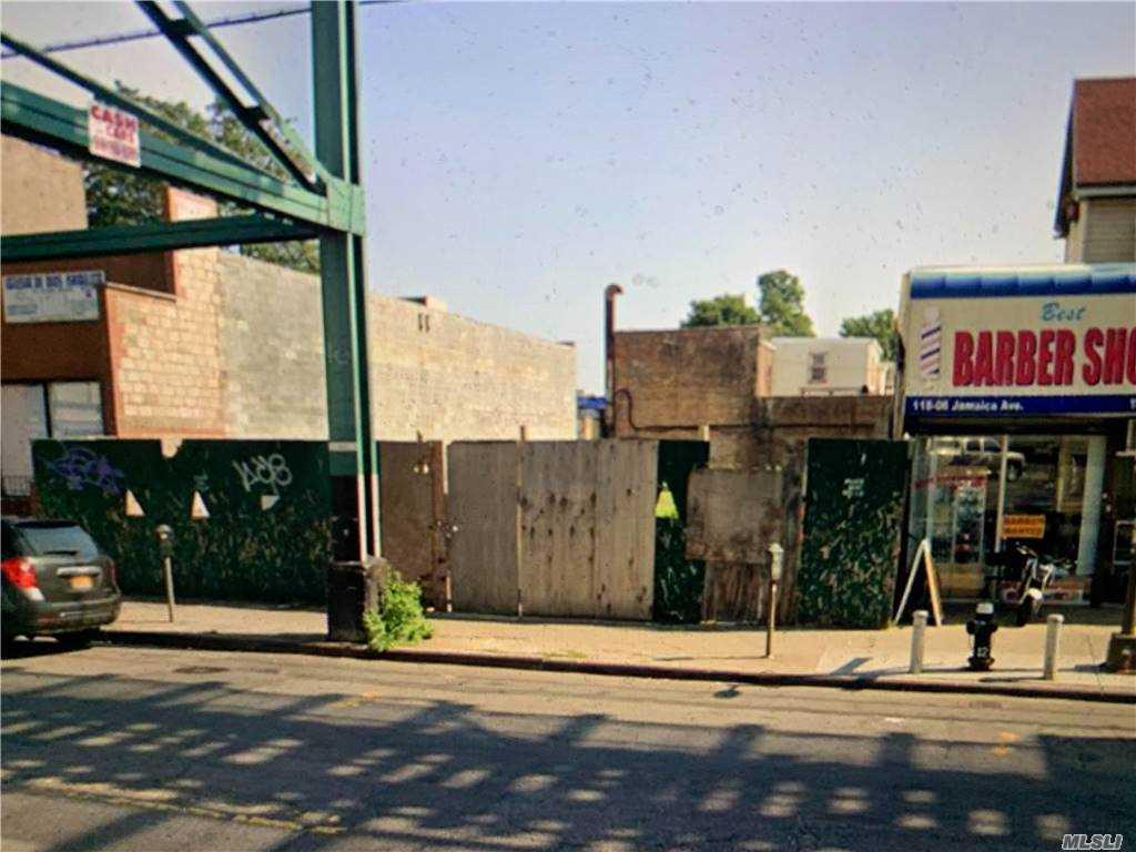 Land in Jamaica - Jamaica Avenue  Queens, NY 11418