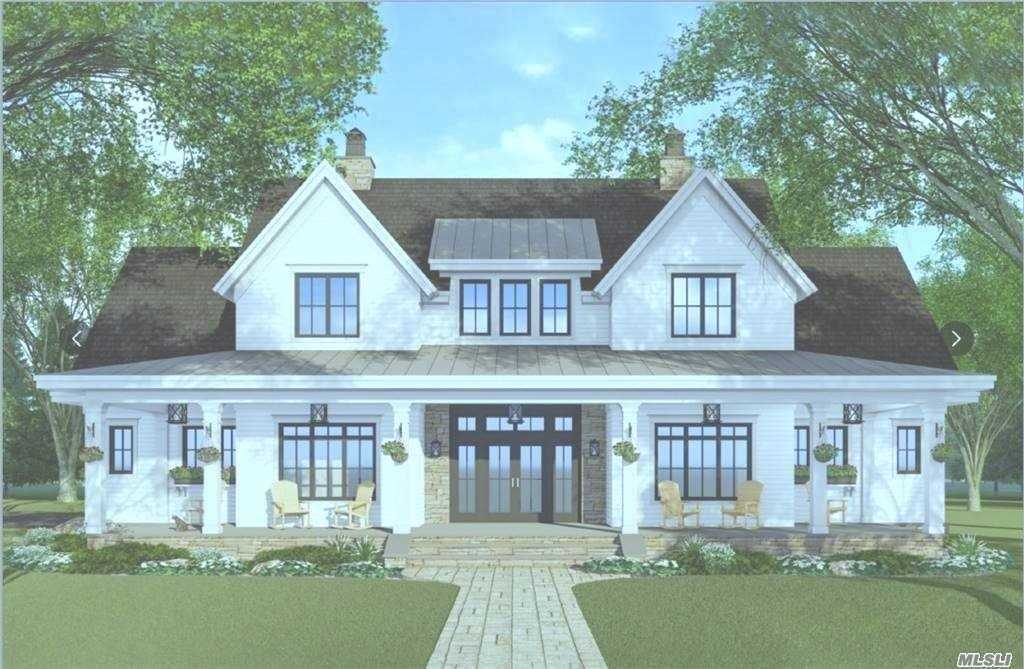 *Please note: home may vary from attached plans, footprint the same.*  TBB modular home is about to begin construction with end of summer completion date. This 3300 sq ft post modern home has 5 bedrooms, 5 1/2 baths, 2 car garage and 16X36 gunite, heated, saltwater pool. First floor has Master and ensuite guest bedroom, office, mudroom, open kitchen flows into dining and living areas. Lower level has 8 ft ceilings, slider walk out to exterior and egress windows. NOW is the time to CUSTOMIZE this new project by K3 Restoration & Vitale Building Company! Current taxes are not reflective of completed construction.