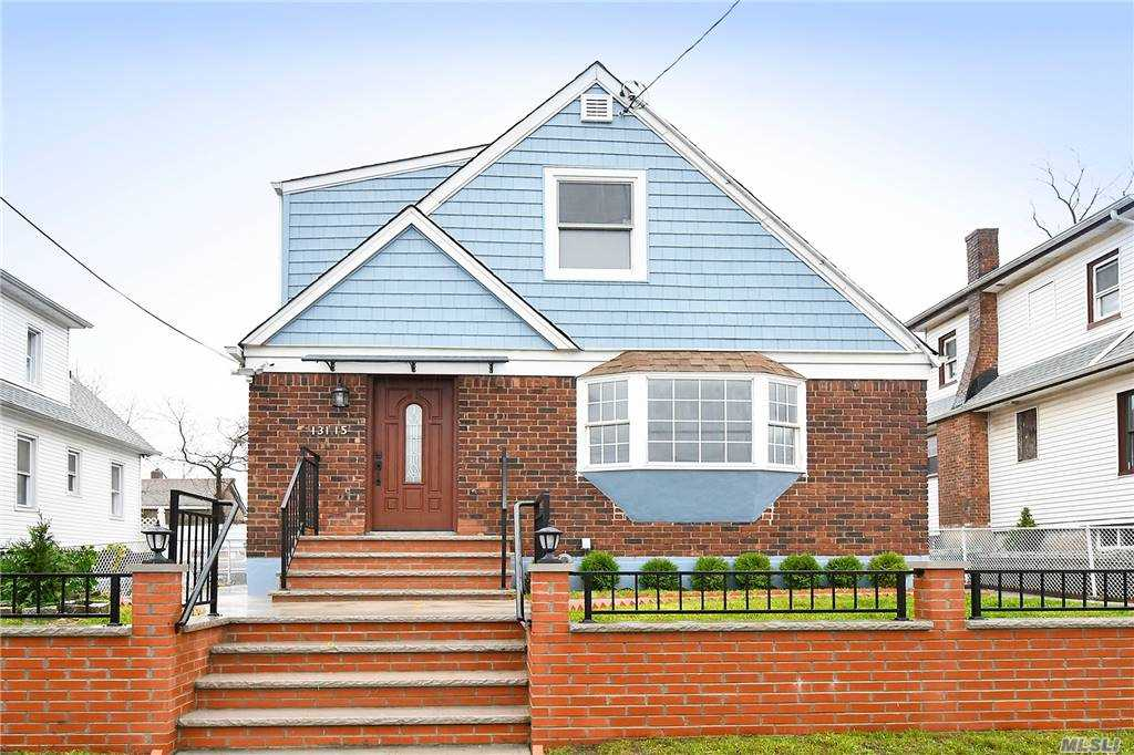 Property for sale at 131-15 218th Street, Laurelton,  New York 11413