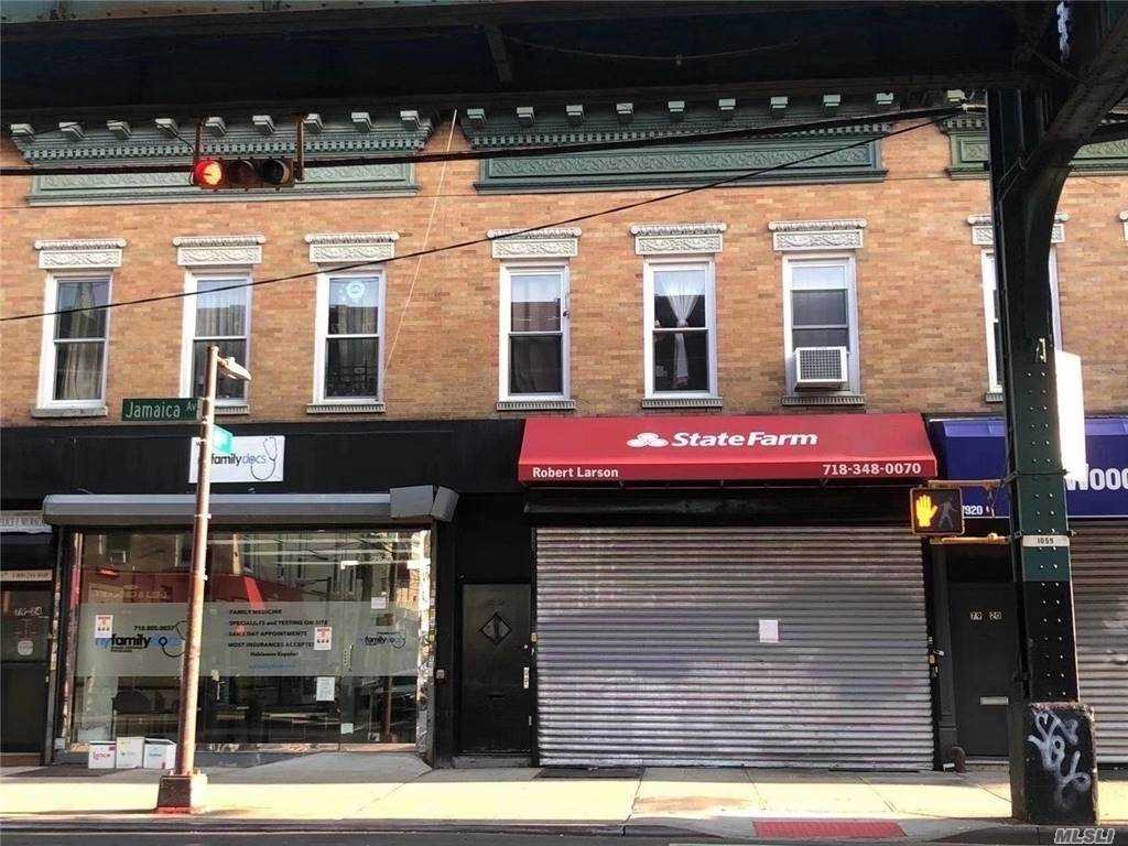 Commercial Lease in Woodhaven - Jamaica Ave Avenue  Queens, NY 11421