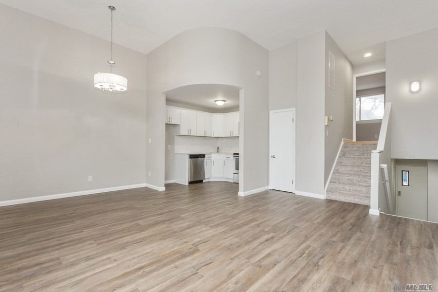 Amazing location!  Within breathing distance of the Long Beach boardwalk and, of course, the beach!  This 2 bedroom multi-level condo is huge! Over 1400 square feet!  Large living room, large basement area, and 2 full baths!  All new renovations and appliances, this is a beautiful unit!  Secondary entrance with designated parking space close by!