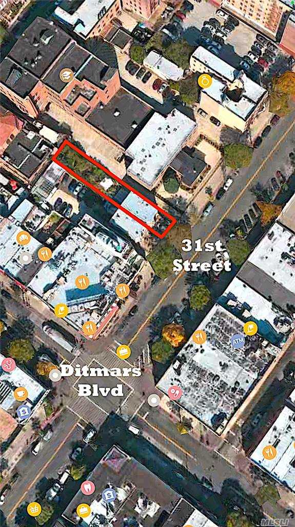 Land in Astoria - 31st Street  Queens, NY 11105