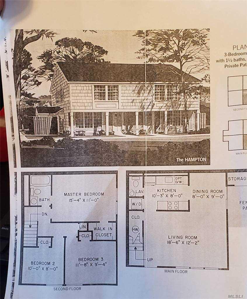 Property for sale at 1B Williamsburg Court, Ridge,  New York 11961