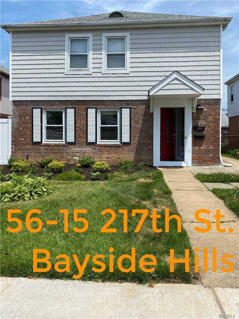 Property for sale at 5615 217th Street, Bayside,  New York 11364