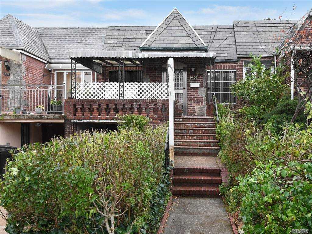 Property for sale at 64-30 Alderton Street, Rego Park,  New York 11374
