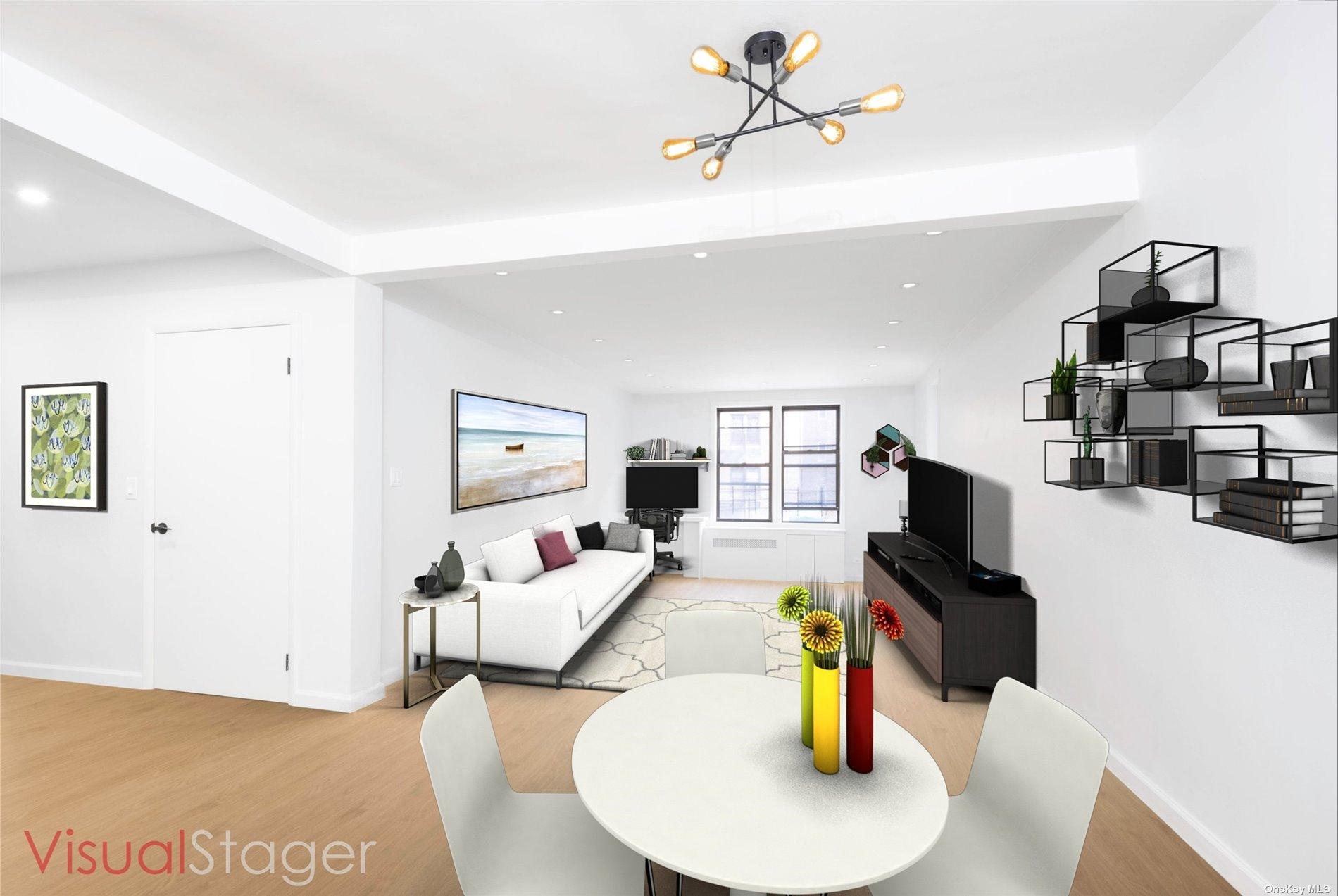 Property for sale at 65-50 Wetherole St Unit: 1Z, Rego Park,  New York 11374