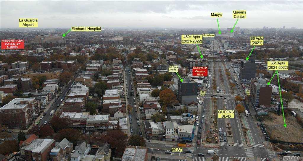 Land Queens Boulevard  Queens, NY 11377, MLS-3281949-2