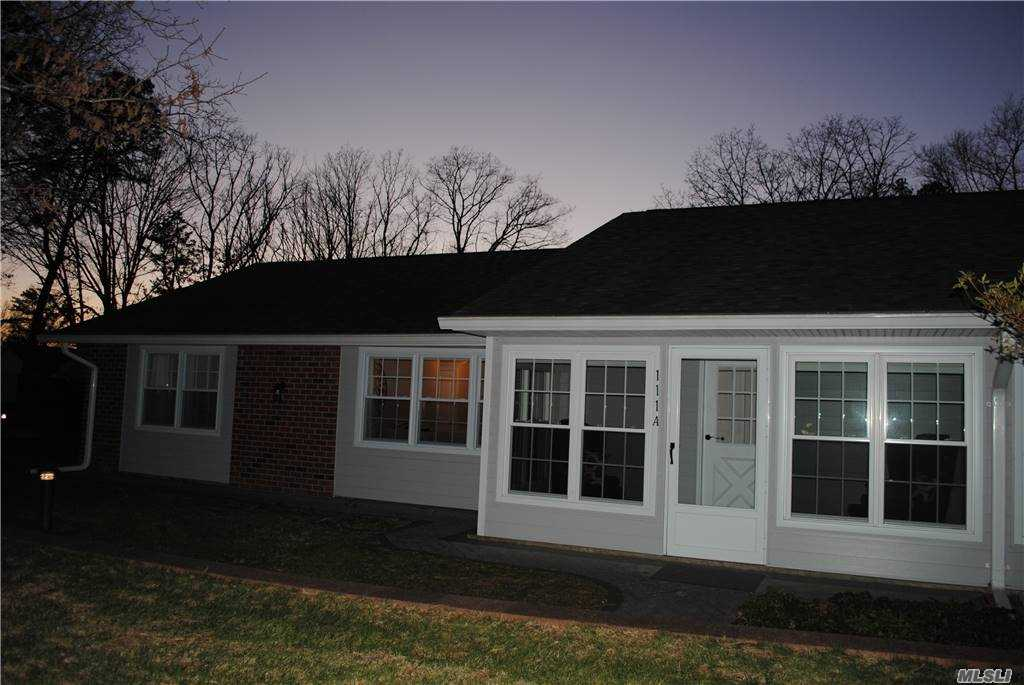 Property for sale at 111A Exmore Court Unit: 55, Ridge,  New York 11961