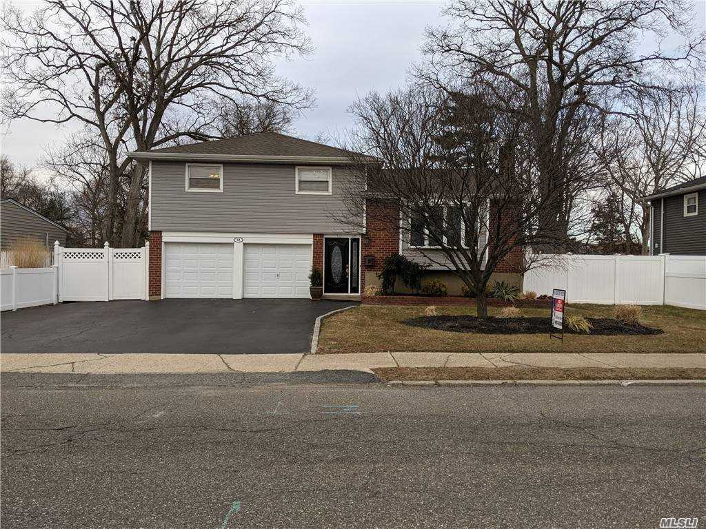 Oversize Split Level , Gorgeous Home with room for Extended Family , Many Upgrades ( Roof,Vinyl Siding,Sprinklers System,Electric System,ETC. ) Off Street Parking for a 6 Car Driveway WOW  ,Close to Stores & Transportation.(Taxes w/Star $8,038.47)