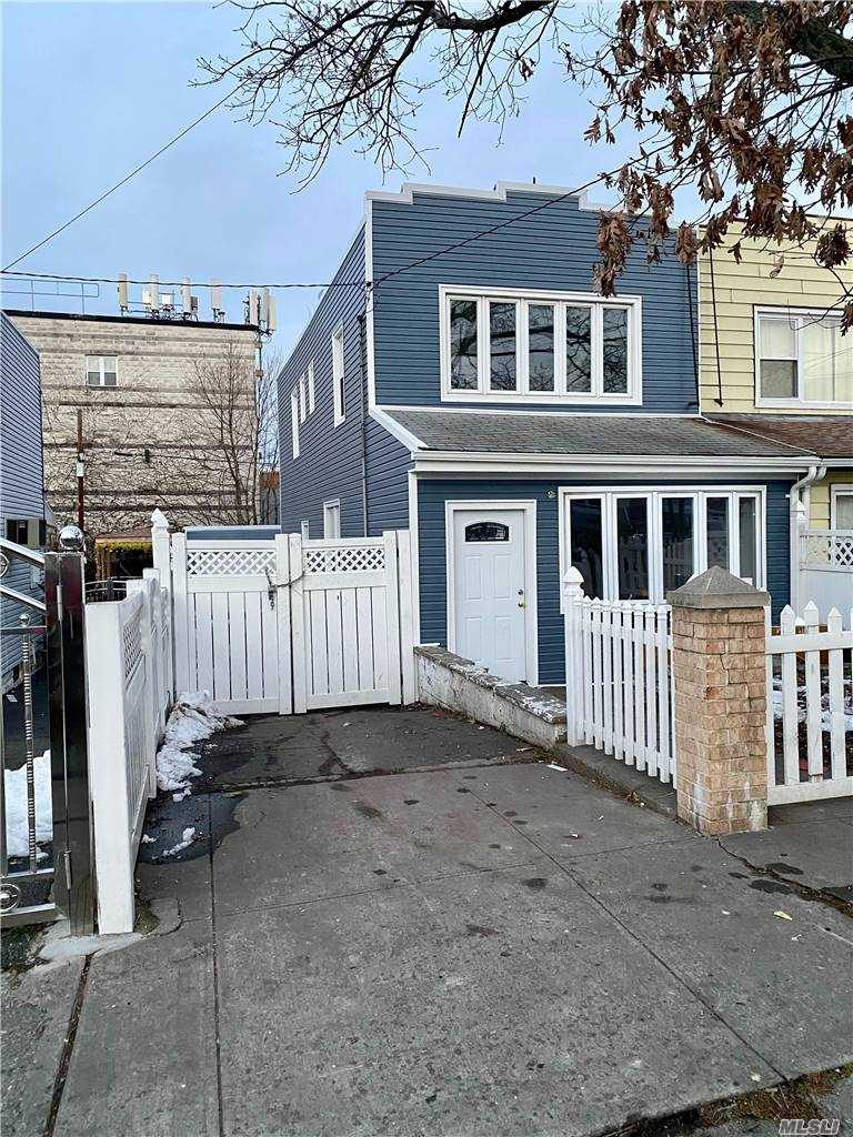 519 E 85th Street, Canarsie, New York11236   Residential For Sale