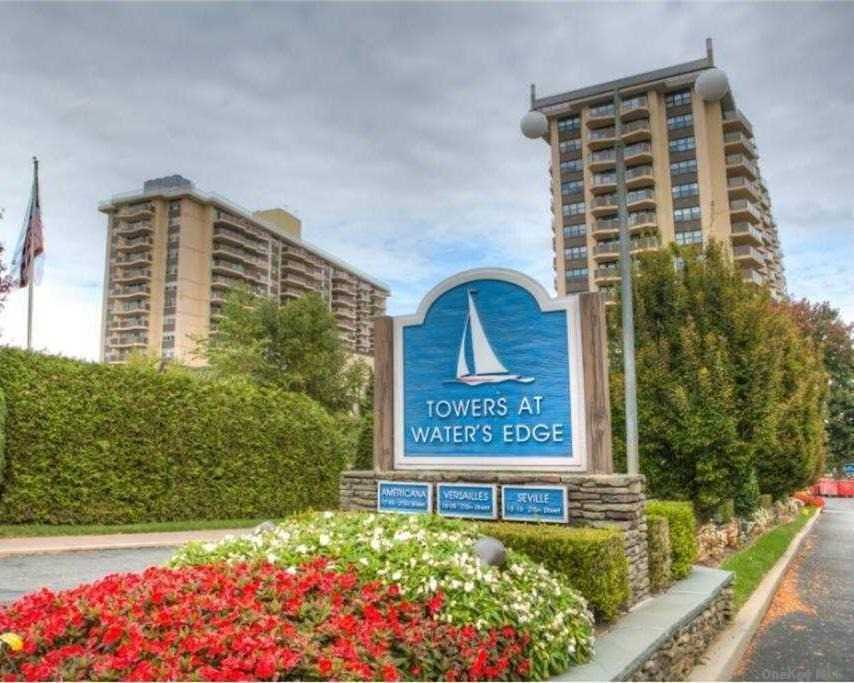 Welcome to the Towers at Waters Edge, a full-service co-op residence, adjacent to lovely Little Neck Bay offering magnificent views of sailboats, romantic sunrises, and city lights from your double-sized terrace and bedroom. Enjoy the conveniences of a 24-hr concierge/doorman, on-premise private pool/tennis courts, full-service gym, Bliss Spa & Salon, deli and dry cleaners. Close to shopping, public transportation, recreational parks and bike paths. This renovated, turn-key unit is the largest one-bedroom model on a desirable high floor, and boasts wall-to-wall, and walk-in closet space for all your storage needs. Take a sneak peek at the photos and call to set up your personal tour before this one sells!