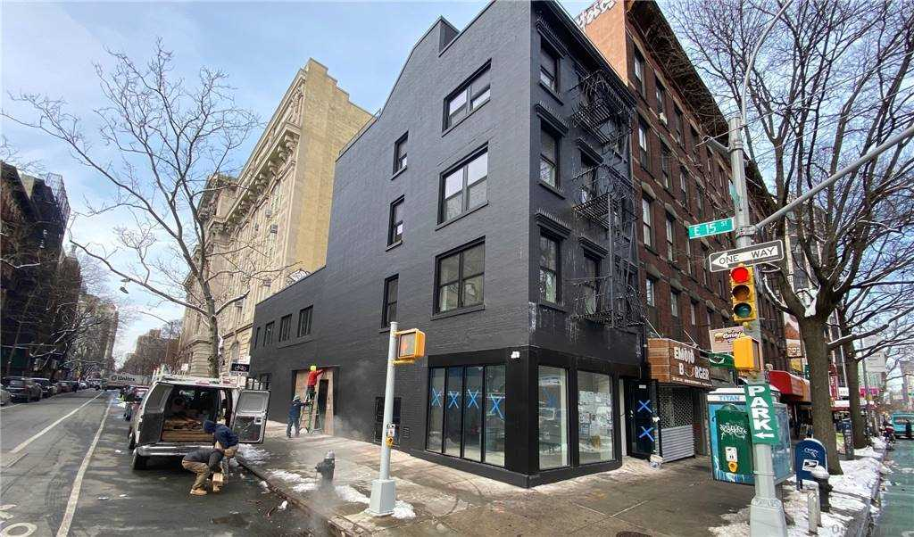 Commercial Lease 1st Avenue  Manhattan, NY 10003, MLS-3288229-2