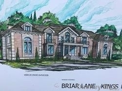 Kings Point Ultra-Luxury New Construction, All Brick Center Hall Colonial . Large Primary Entertaining Rooms & Ultimate Chefs Kitchen with Top of the Line Appliances, Master Bedroom Suite With Huge Walk-In Closet. 4 add family Bedrooms with 3 Designer Baths. Approved Plans to Add a Swimming Pool. Oversized 3-Car Garage all on one magnificent lush acre in a Cul-de-sac. Walk to Parks & Worship. House Completed by Fall of 2021