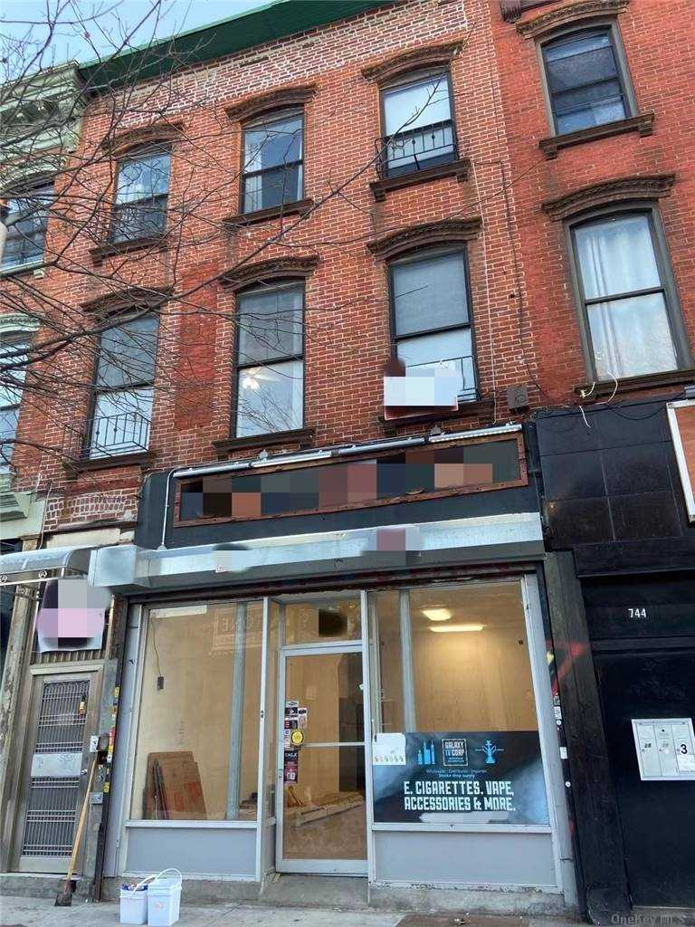 746 MYRTLE AVENUE, OUT OF AREA TOWN, NY 11205