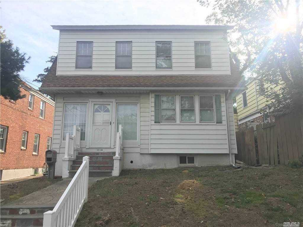 14-05 154th Street, Whitestone, New York11357, 4 Bedrooms Bedrooms, ,1 BathroomBathrooms,Residential,For Sale,154th Street,3292031