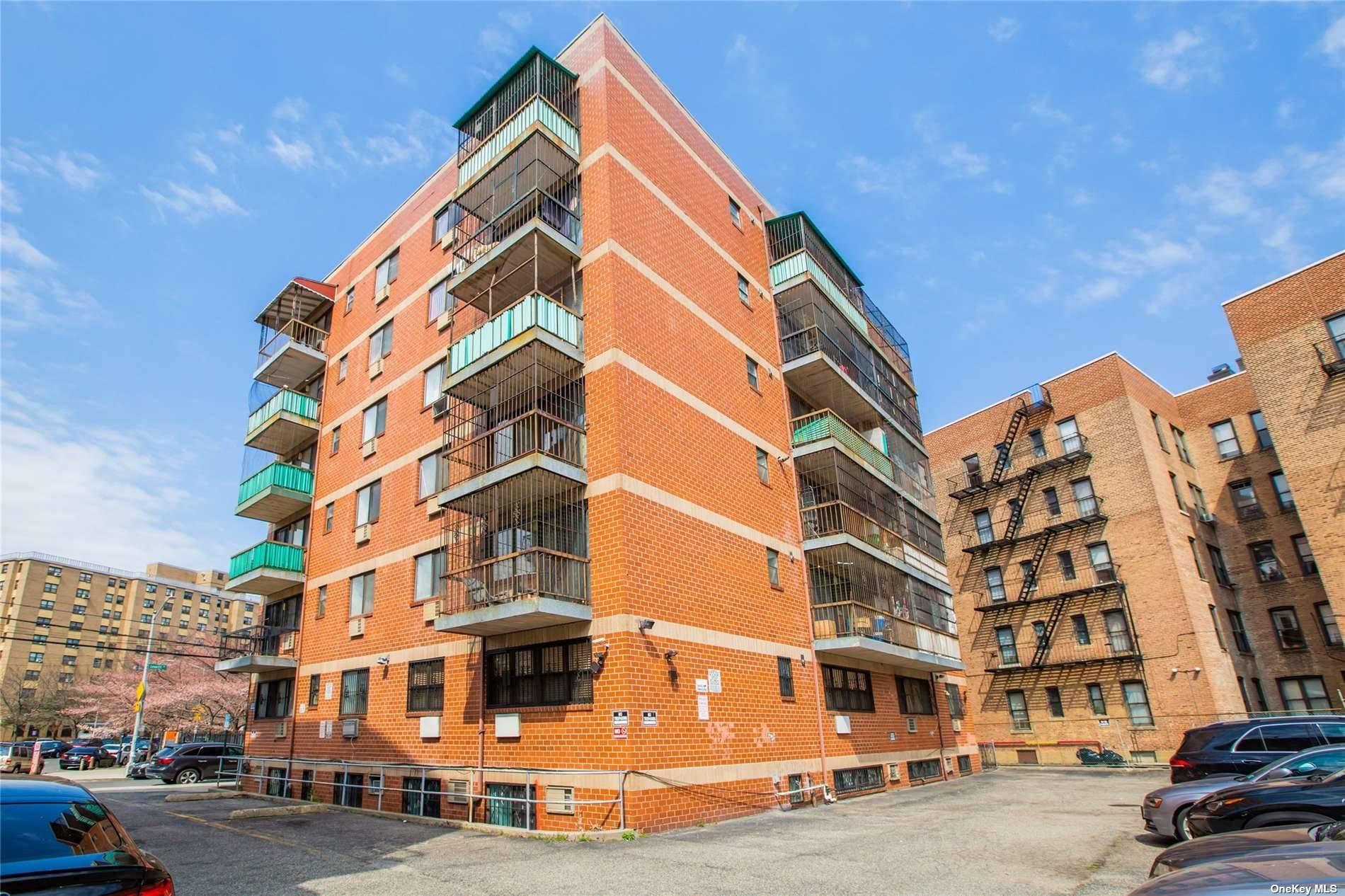 34-45 LEAVITT STREET #6D, FLUSHING, NY 11354