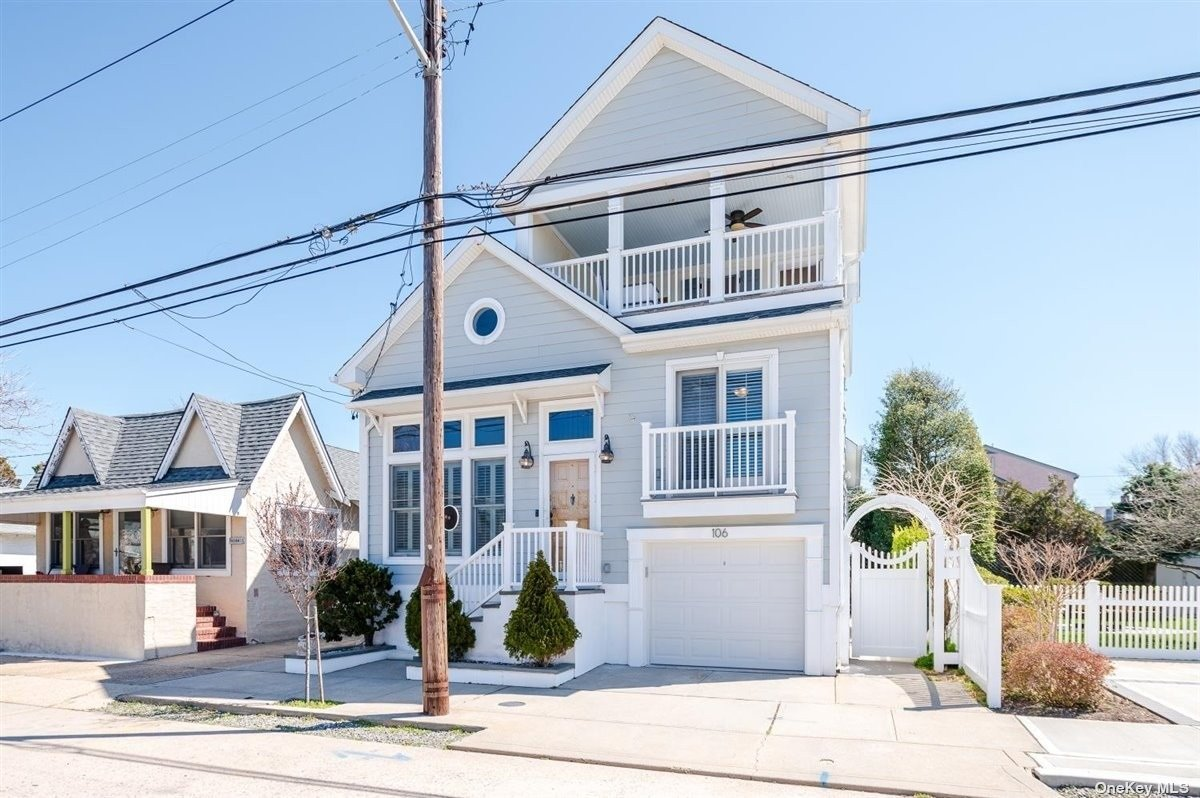 Exquisite And Rare On The Ocean Beach Block In Point Lookout!! This Custom Colonial Home Features 3 Bedrooms (Can Be 4-5) With 2 Full Baths, Custom Kitchen, Gas Fireplace In EIK, Large Living Room W/Gas F/P, Den, Crown Molding Throughout, Plantation Shutters, Hardwood Floors, CAC, Oceanview Deck, WIC In Primary BR, Exercise Area, Jacuzzi Whirlpool, Family Rm With Wet Bar, OSE In Partial Basement With Private Beach Shower, Maintenance Free Trex On Decks, Great Back Yard For Entertaining, Custom Shutters, Garage, Driveway Parking For 2 Cars, 1/2 Block To The Beach & So Much More!! Take The Tour & Enjoy Your New Home In PLO!!