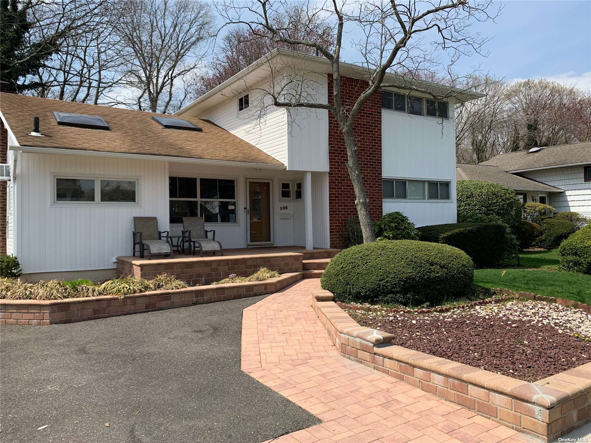 Roomy raised ranch with open floor plan featuring updated bathrooms. Cathedral ceilings, large Bedrooms, Huge finished basement with separate entrance. Big yard for entertainment or play. This will not last!!! Interior pictures to follow!