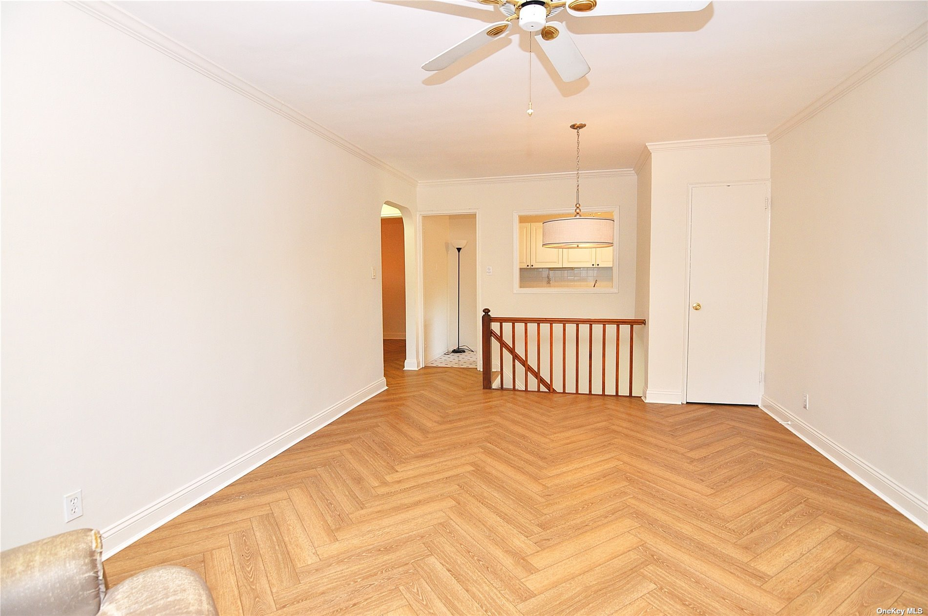 Upper Corner 2 Bedroom Coop Apt, Hardwood Floor Underneath Carpet, New Storm And Front Doors/Windows.Private Entrance, Bbq Ok, Parking Inc, Sd26. Qm5,Qm8,Q88,Q27, Lirr, Near Parks, Shops, School, Restaurants, Security, Pet Friendly, Dog Welcome, Rent Ok, No Flip Tax, Maintenance Includes All Except Electricity,  5 Laundry On Premise, Attic For Storage, 100% Equity Coop, Maintenance Tax Deductible, Lots Of Closets. Move In Condition. 360 Degree Virtual Tour Available