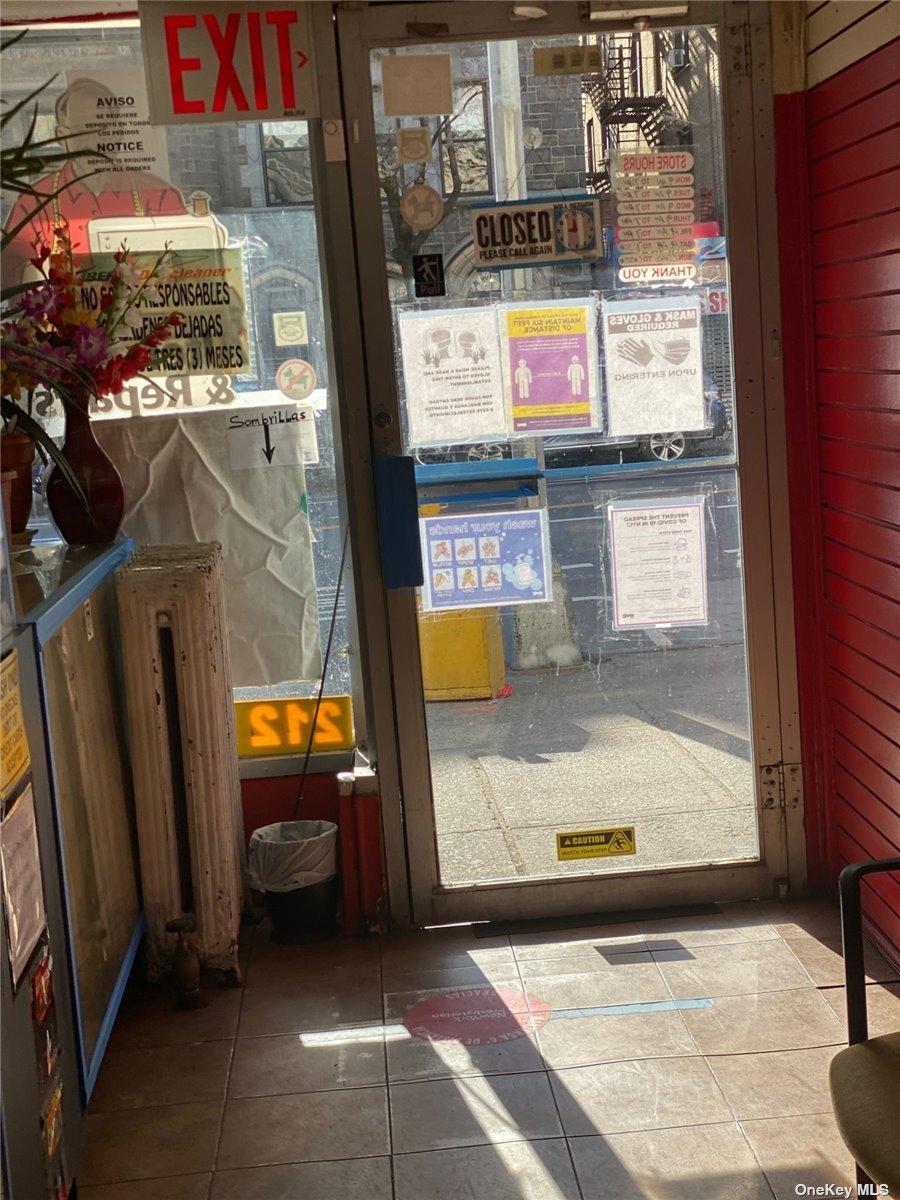 Business Opportunity St Nicholas  Manhattan, NY 10033, MLS-3311565-6