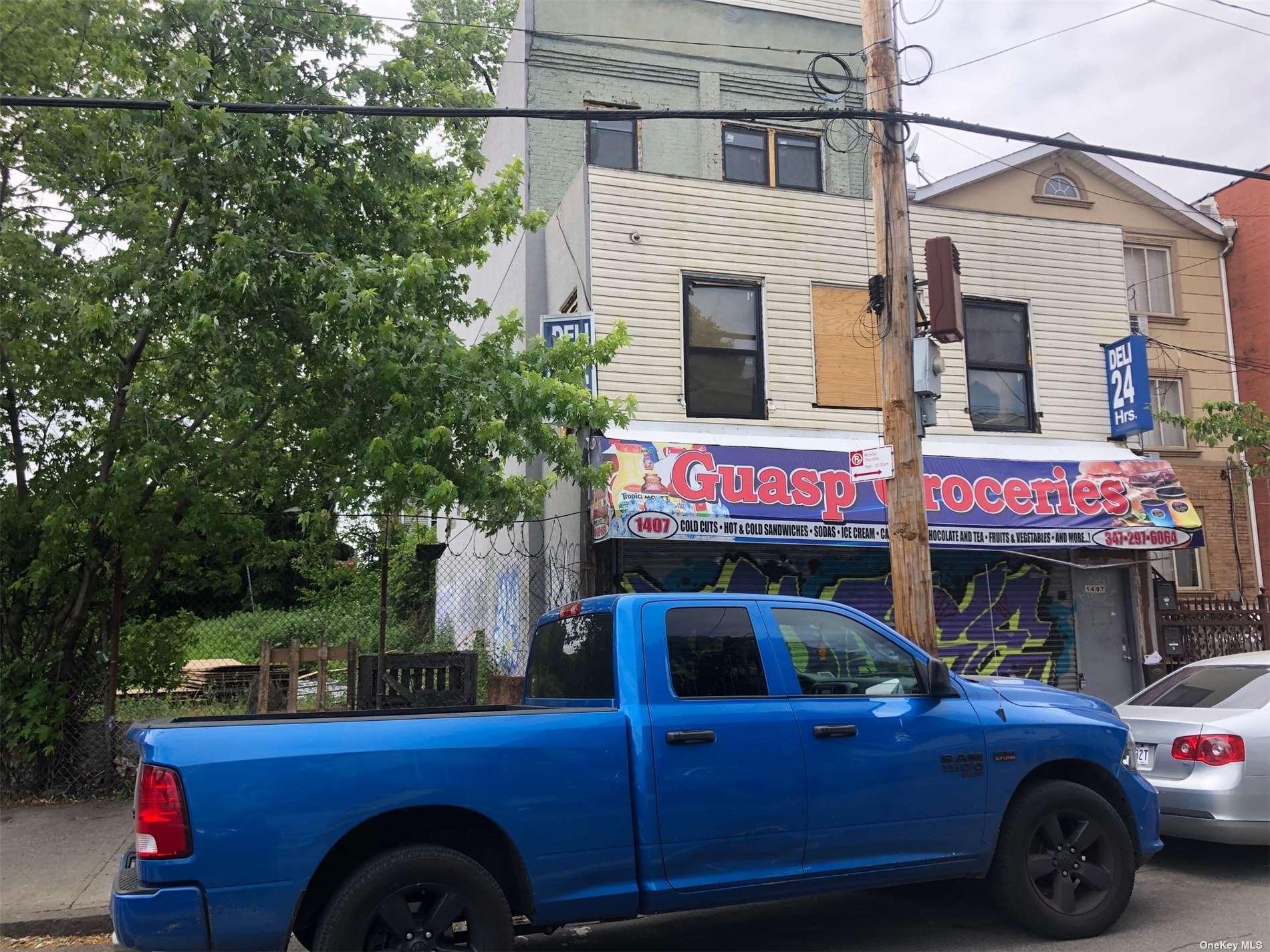 Mixed Use in Bronx - Vyse Avenue  Bronx, NY 10459