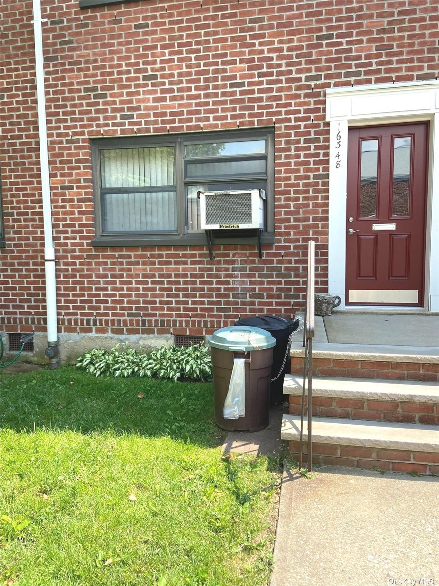 Coop Unit on First Floor. Bright and Spacious. Unit Features Kitchen, an L shaped Living/dining Room, 1 Bedroom with Large Closet., 1 Bathroom. Many closets. All Hardwood floors Throughout. Located in a Lovely Parklike Courtyard. Convenient To everything. Freshly painted, Needs some custom Update. Unit Sold As Is. Maintenance incl. Garbage removal, Ground care, Sewer, All Utilities, Electric, Gas, Sewer, Water, except cable and internet.  Parking Spot Avail.  Wash & Dryer Allowed.