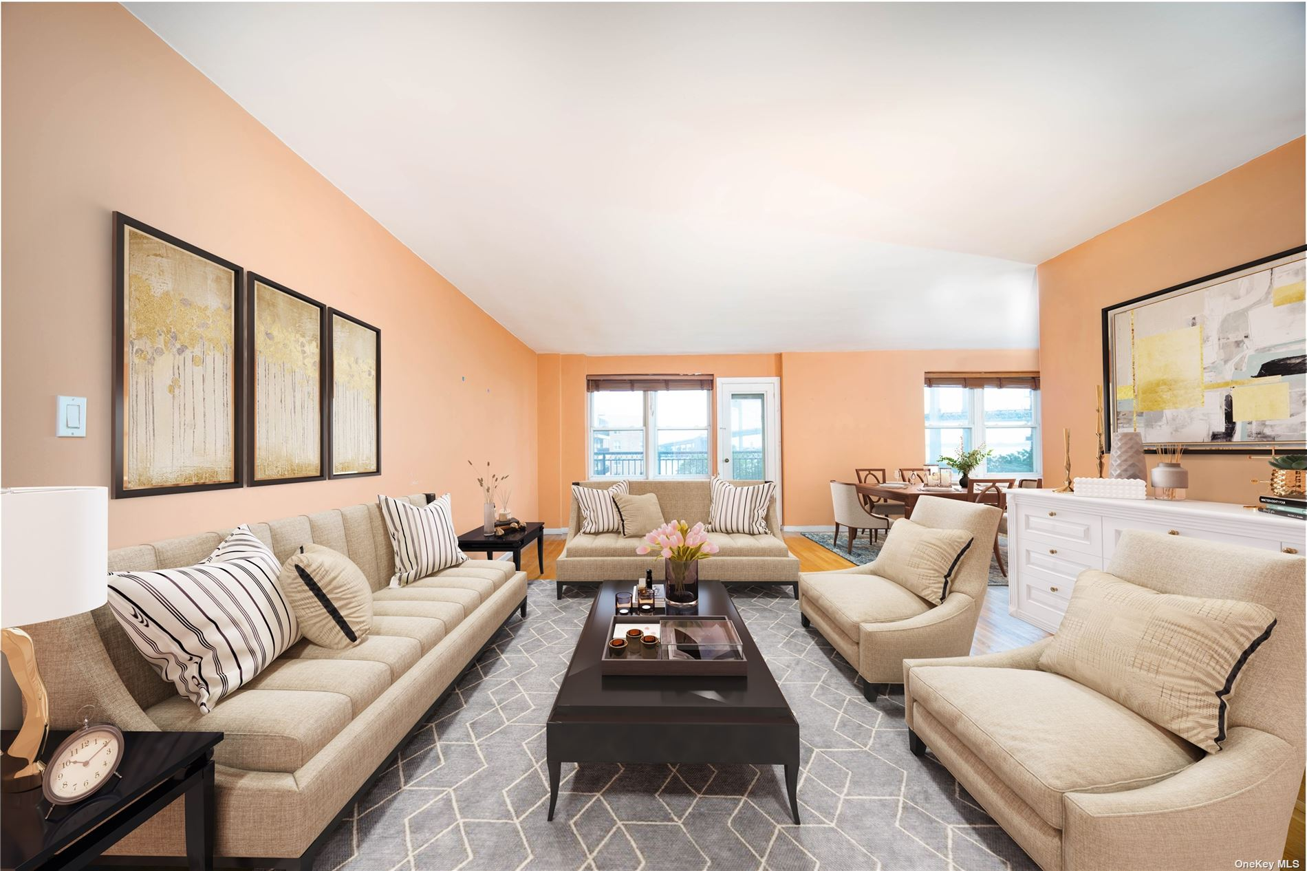 This rare 3 BR 2 bath corner unit has water and bridge views with huge closets, & plenty of storage space. This unit has a spacious kitchen, dining and living space, perfect for entertaining!!  Cryder Point amenities include doorman, package Room, outdoor pool, waterfront promenade and fishing dock, two community rooms, playground and more. Walking distance to local bus (Q15) to Flushing and express bus (Qm2) To Manhattan. 10 Min drive to LIRR, Bayside. Dogs/cats allowed, restrictions apply.