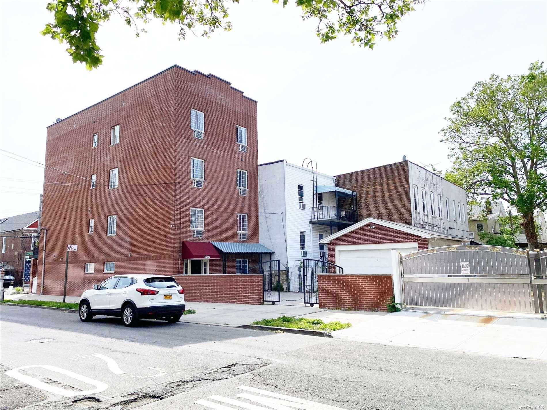 8 Family Building Parker Street  Bronx, NY 10462, MLS-3322209-2
