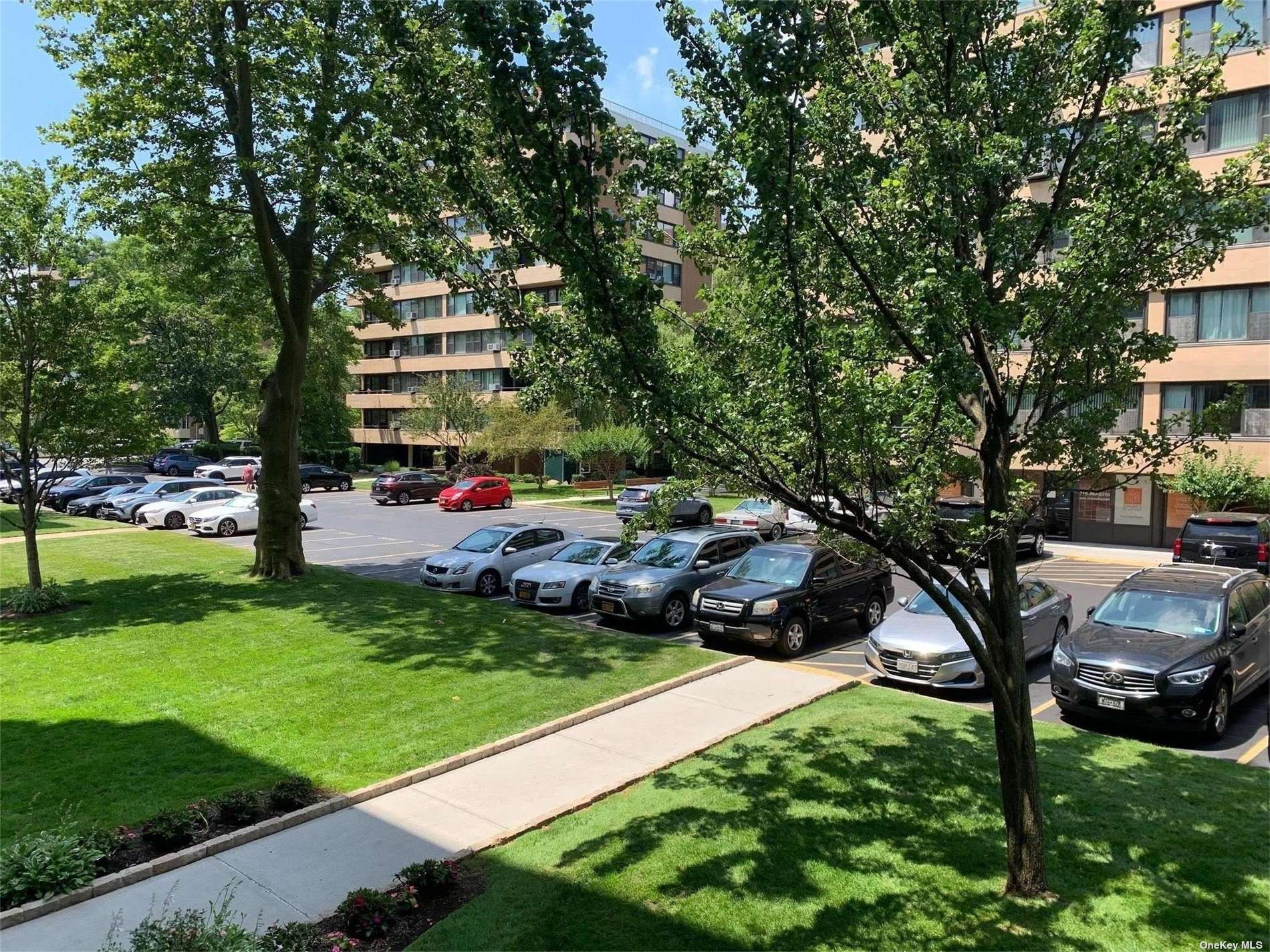Scenic views from this spacious and bright unit...steps to transportation and amenities. Updated kitchen/Updated Euro bath/Wood floors throughout...vacant