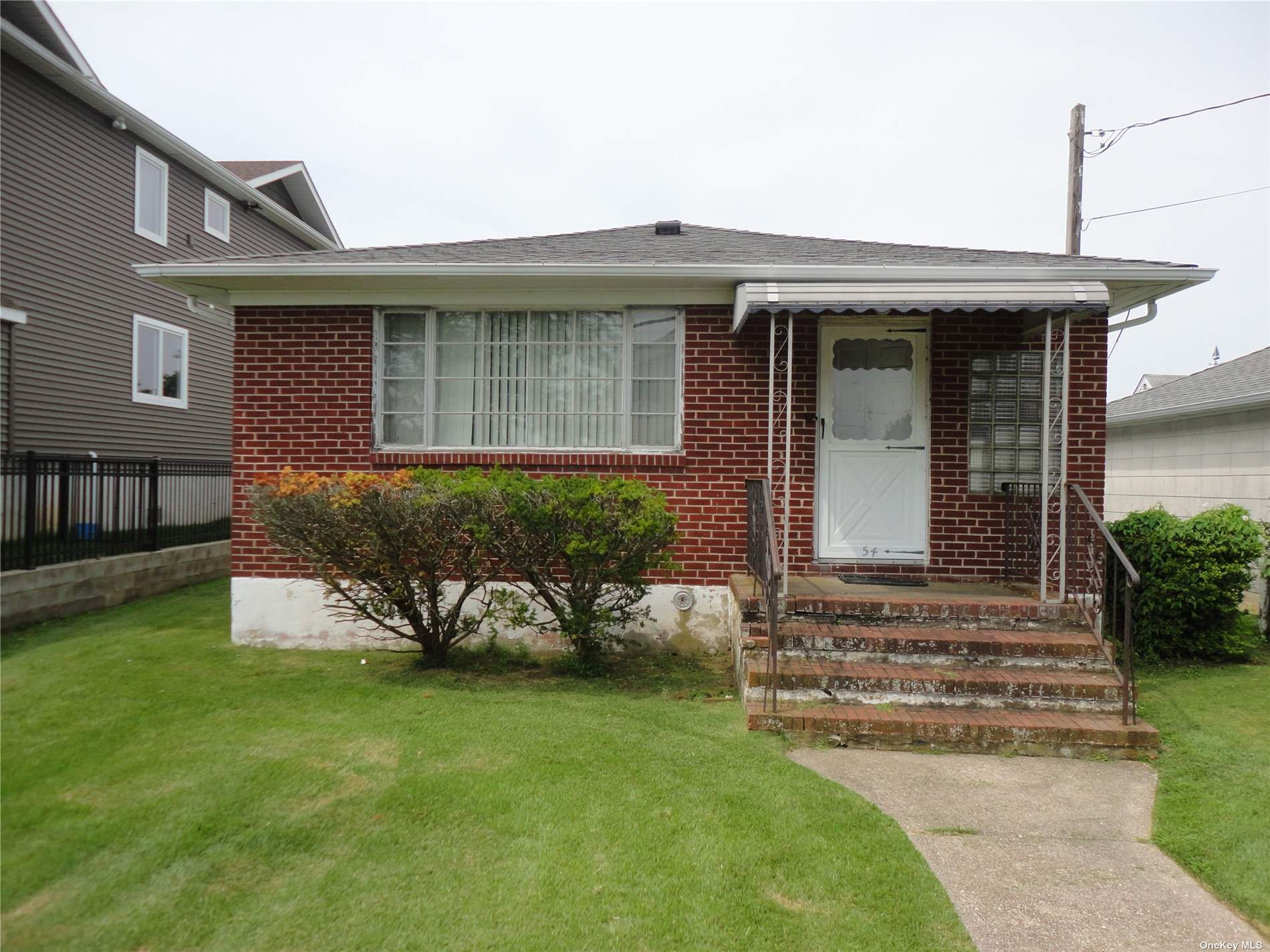 Excellent opportunity to own in the heart of Babylon Village on a spacious property featuring 70ft of bulkhead with plenty of property for entertaining.