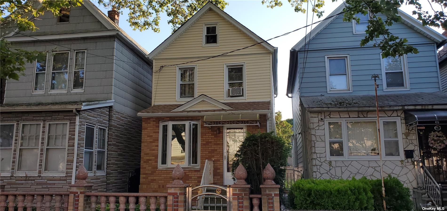 1204 E 94th Street, Canarsie, New York11236   Residential For Sale