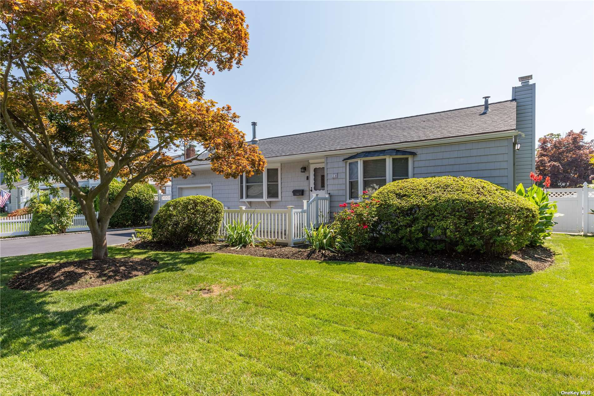 This Great Home in Northport School District Has Room for Mom.  Offering 3 Beds and a Full Bath on the Main Level, and a Large Fully Finished Basement Equipped with an Outside Entrance! This Natural Gas Home is Fenced in, Full Generator, and Has Central AC. Entertainers Backyard.  Will Not Last!