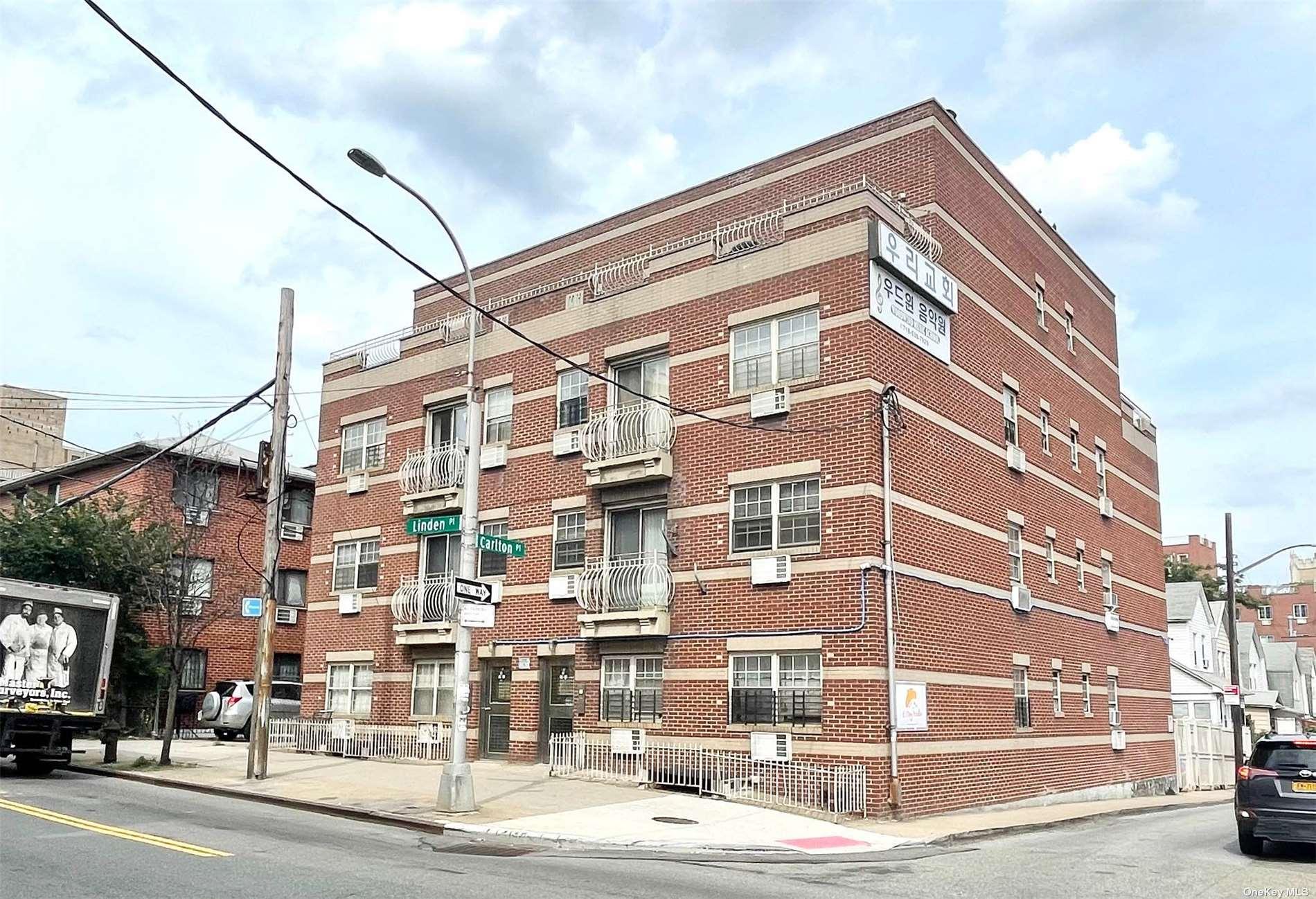 35-11 LINDEN PLACE #BSMT, FLUSHING, NY 11354