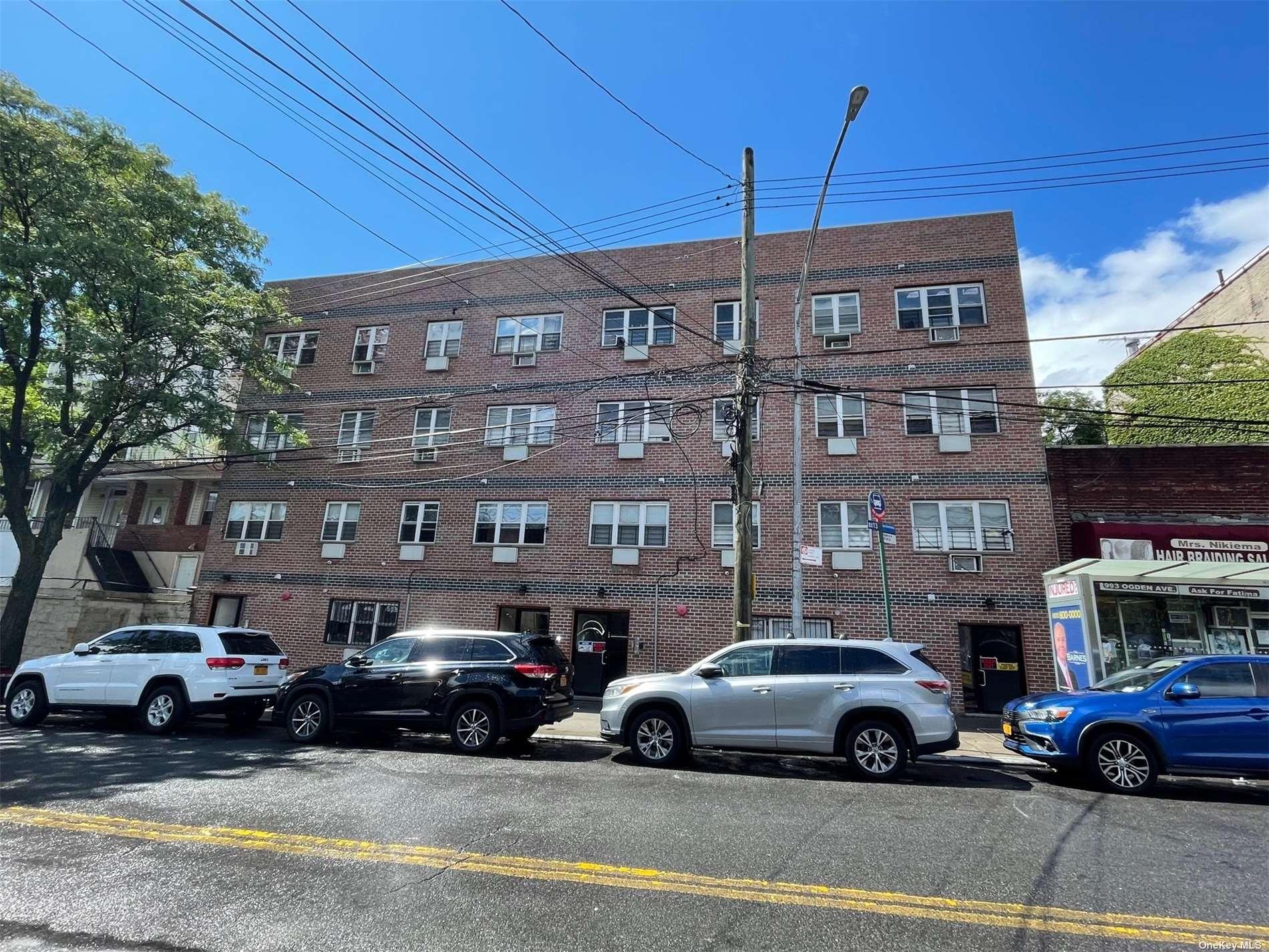 28 Family Building Ogden Avenue  Bronx, NY 10452, MLS-3340693-7